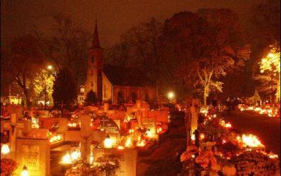 All Souls Day in Poland (Dzień Zaduszny)