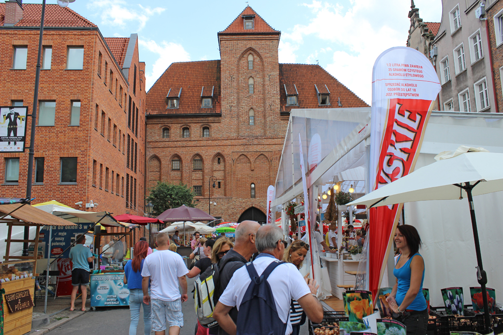 St Dominic's Fair in Gdansk