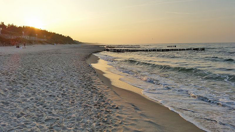 Beach-at-Mielno-Poland