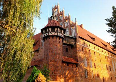 Malbork Castle detail