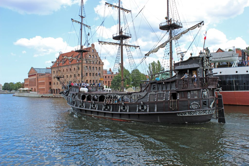 pirate-ship-gdansk-poland