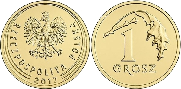 1-grosz-poland-currency