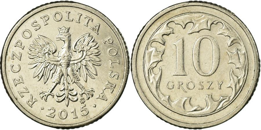 10-groszy-poland-currency-money