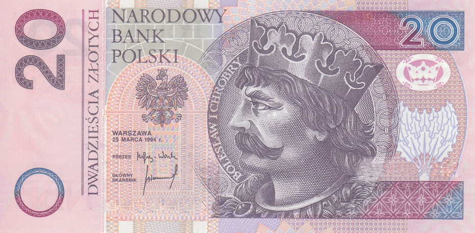 20-zloty-bank-note-poland-currency-money