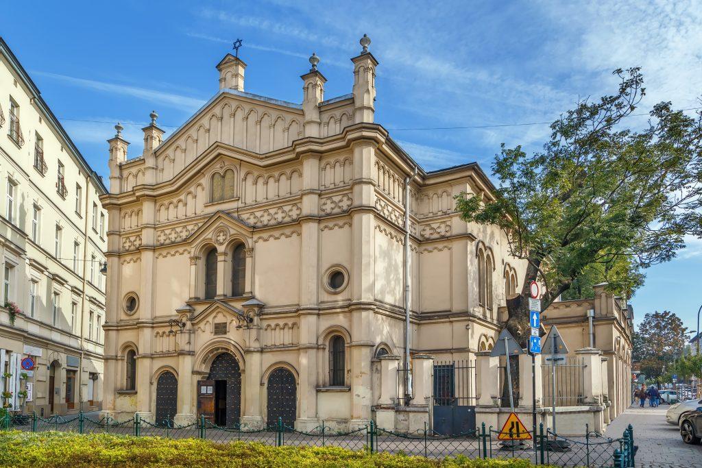 jewish-synagogue-kazimierz-krakow-poland