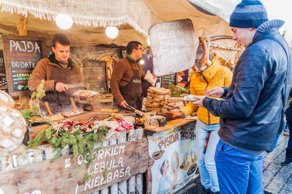 Krakow-Christmas-Xmas-Market-Food