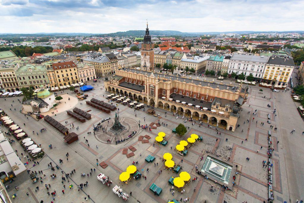 krakow-main-market-square-aerial-poland