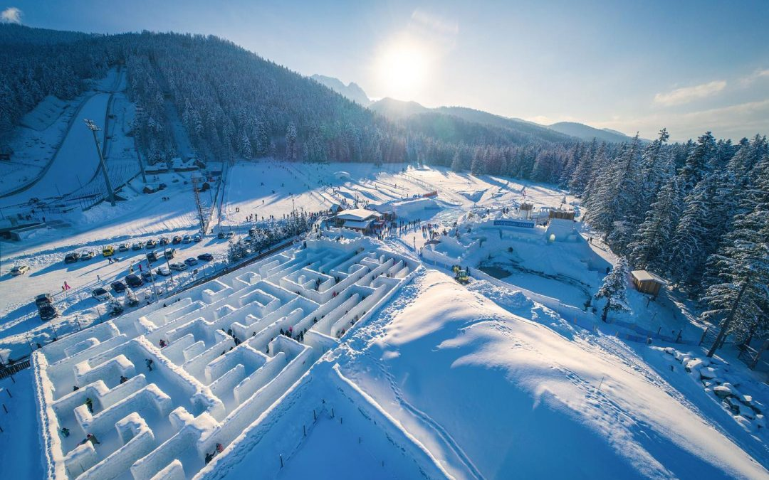 Winter Theme Park in Zakopane